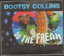 BOOTSY COLLINS 4 track NEW CD SINGLE Do The Freak 1998