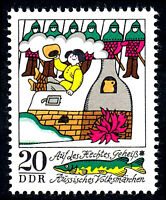 1904 postfrisch DDR Briefmarke Stamp East Germany GDR Year Jahrgang 1973