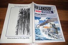 LANDSER Präsentiert:  SOS  # 89 -- GRAUE WÖLFE // Erfolge für deutsche U-Boote