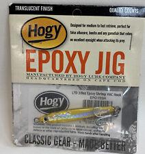Hogy 4 Pack Jiggin /'Paddle 20.3cm Color Black Red Belly Flake HD UV