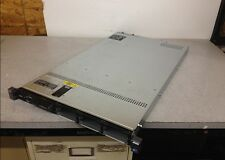 Dell PowerEdge R610 1U Rackmount Server Dual Xeon Quad Core 2.27GHz No RAM or HD