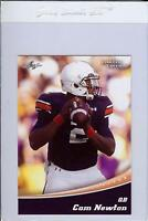 Rare 2011 Leaf #4 Limited Edition Cam Newton Rookie RC Card Panthers Patriots