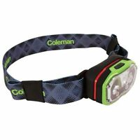 New COLEMAN Vanquish 300 Lumens Headlamp Headtorch + Warranty