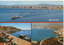 PC04658 Rosas. Costa Brava. Multi view. 1974
