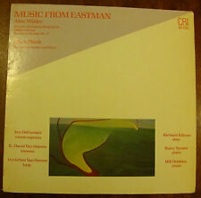 Music from Eastman – CRI SD535 – 1984