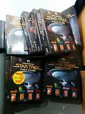 More details for the official star trek fact files partial set