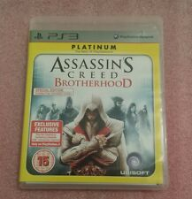 assassin's creed Brotherhood gioco  ps3 completo
