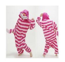 Cheshire Cat Kigurumi Onesie19 Unisex Fancy Dress Costume Cosplay Pajamas UK