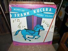 FRANK KUCERA, Polka Music, Ray # 4052, Button Box