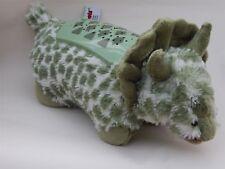 Pillow Pets green dinosaur plush cushion toy with night light - Dream Lites