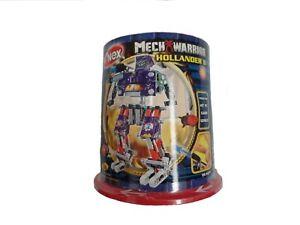 New K' Nex Mech Warrior Hollander II Building Set 2002