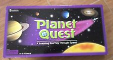 Planet Quest Complete Board Game Learning Resources Grades 2-6 2006 Educational