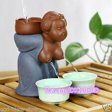 Chinese handmade tea play beauty tea strainer zisha tea pet filter tea accessory