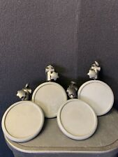 Yamaha TP65 Electronic drum pads with rack clamps / mounts