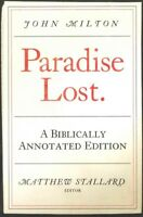 Paradise Lost : The Biblically Annotated Edition, Paperback by Milton, John; ...
