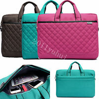 "For HP Dell Lenovo 15.4"" 15.6""Notebook laptop Sleeve Shoulder Case Bag Handbag"