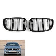 GNero griglia anteriore Per BMW 1 Series E81 E87 E82 E88 128i 135i 2008-2012 G