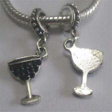 1P European charm handmade bead DIY Fit 925 Silver Necklace Bracelet Jewelry #41