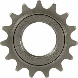 ACS Paws M30 Bmx Freewheel Black//Nickel 1Sp 15T 3//32/'/' Bike