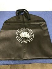 Canada Goose Brand New Arctic Program Black Garment Bag