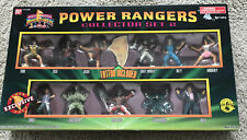 Bandai Mighty Morphin Power Rangers Collection Set 2 in Original Box Unopened