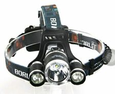 Camping & Hiking Head Torches