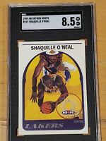 1999 Skybox Hoops #147 Shaquille O'Neal SGC 8.5 Low POP PSA BGS ?
