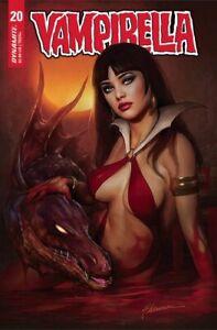 Vampirella #20 Shannon Maer Variant Dynamite 2021