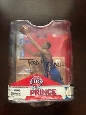 MCFARLANE NBA 06/07 SERIES TAYSHAUN PRINCE PISTONS - SIGNED BY TODD MCFARLANE