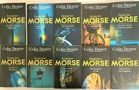Inspector Morse Mysteries Series Collection Colin Dexter 12 Books Set-Brand New