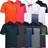 UNDER ARMOUR MENS PLAYOFF 2.0 PERFORMANCE STRETCH GOLF POLO SHIRT / NEW FOR 2020