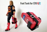 RC 1:10 Fuel Tank Gas Cans Box for CX10 CC01 4WD TF2 Rock Crawler Car