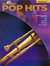 Partitions musicales et livres de chansons contemporains pour Pop et un Trombone