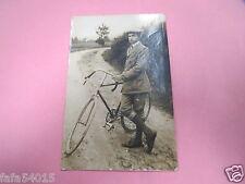 7867 carte photo vélo ancien cyclisme