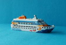 Strandkorb Liegestuhl Boot Palme Kreuzfahrt Schiff Figur Gutschein Urlauber Kind