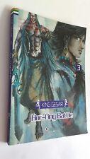 King Gesar 3 - Hor Ling Battle, Chinese ed, English text, Quan Yingsheng, Signed