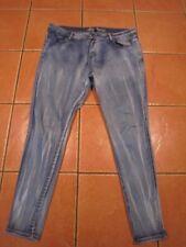 womens CITY CHIC skinny leg style stretch denim jeans SZ 16