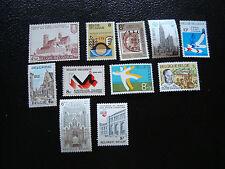 bélgica - 10 sellos n (año 1978) (A10) stamp Bélgica