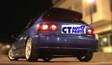 JDM Black Altezza Tail light for 92-95 Honda Civic EG 3Door Hatch