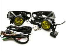 HONDA CIVIC EJ EK 99-00 JDM STYLE YELLOW FOG LIGHT KIT COMPLETE