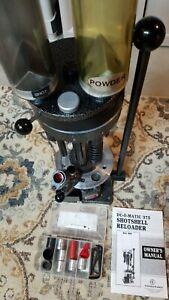Ponsness Warren Duomatic Model 375c 12 Gauge Reloading Press