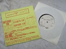 SHATTERPROOF CHIN ELIZABETH / SCAPEGOAT tnk records