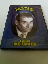 """DVD """"LA CULPA FUE DE EVA"""" PRECINTADO SEALED LOUIS DE FUNES STENO TOTO JOSE GUARD"""