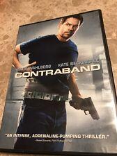 Contraband (DVD, 2012) Mark Wahlberg