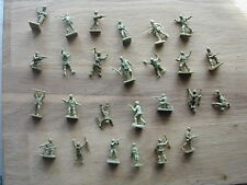 US ARMY MEN WW2/39-45 AIRFIX ? ATLANTIC ?    1/72 MINIATURE  #M298