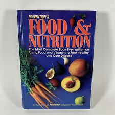 Prevention's Food and Nutrition: Using Food & Vitamins for Feel Healthy (1993)