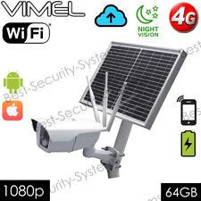 4G Security Camera Farm System Home Video 3G Surveillance Alarm Ip Wifi Phone