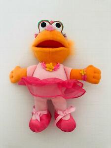 Sesame Street Zoe Girl Plush Fisher Price