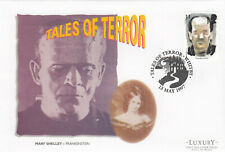 (51666) GB Luxury FDC Tales of Terror Frankenstein Whitby 1997