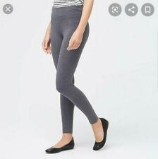 J Crew factory full length heather gray leggings NEW with tags size XL